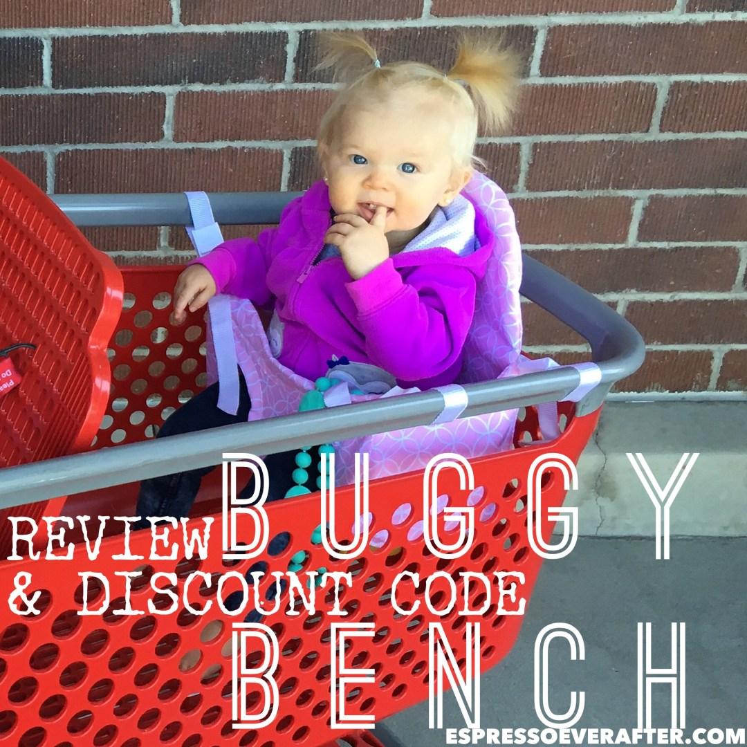 Buggy Bench - shopping