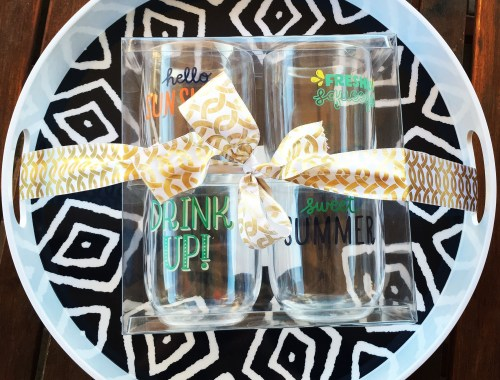 drink themed gift idea