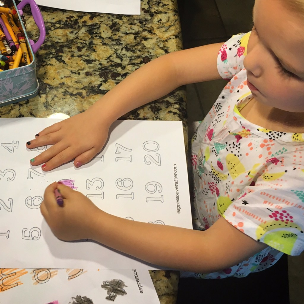 summer activity sheets