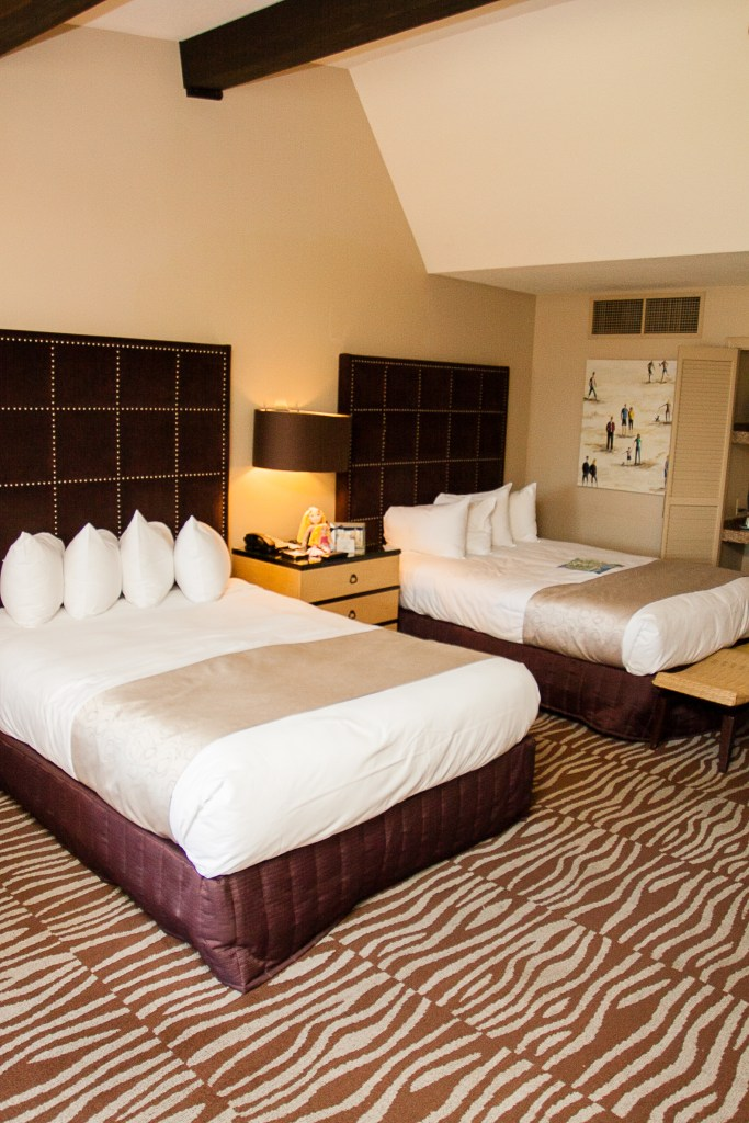 The Hilton San Diego Resort & Spa truly is where luxury meets family friendly accommodations.