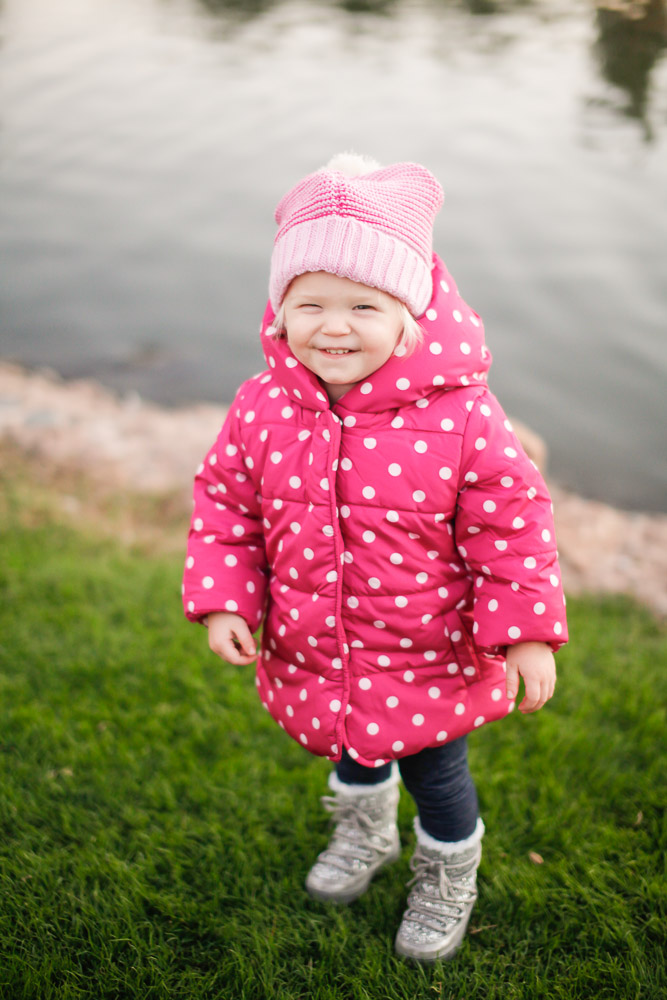 This Winter BUNDLE UP In Style | Featuring The Children's Place