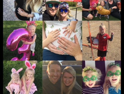 Our Month In 9 Squares is a 9-photo recap of the month, filled with photos and cherished memories. Check out our favorite moments in March 2018!