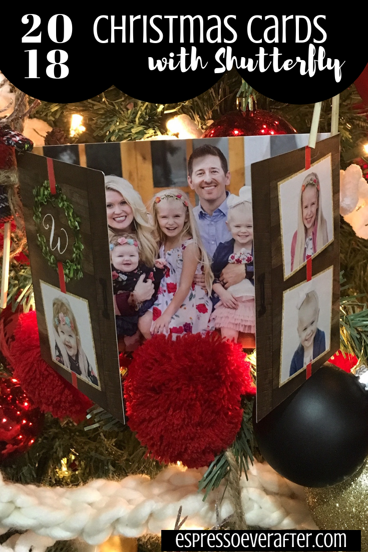 2018 Christmas Cards Season is here! This year I partnered with Shutterfly to create the most creative and festive cards around! Here is a sneak peek!