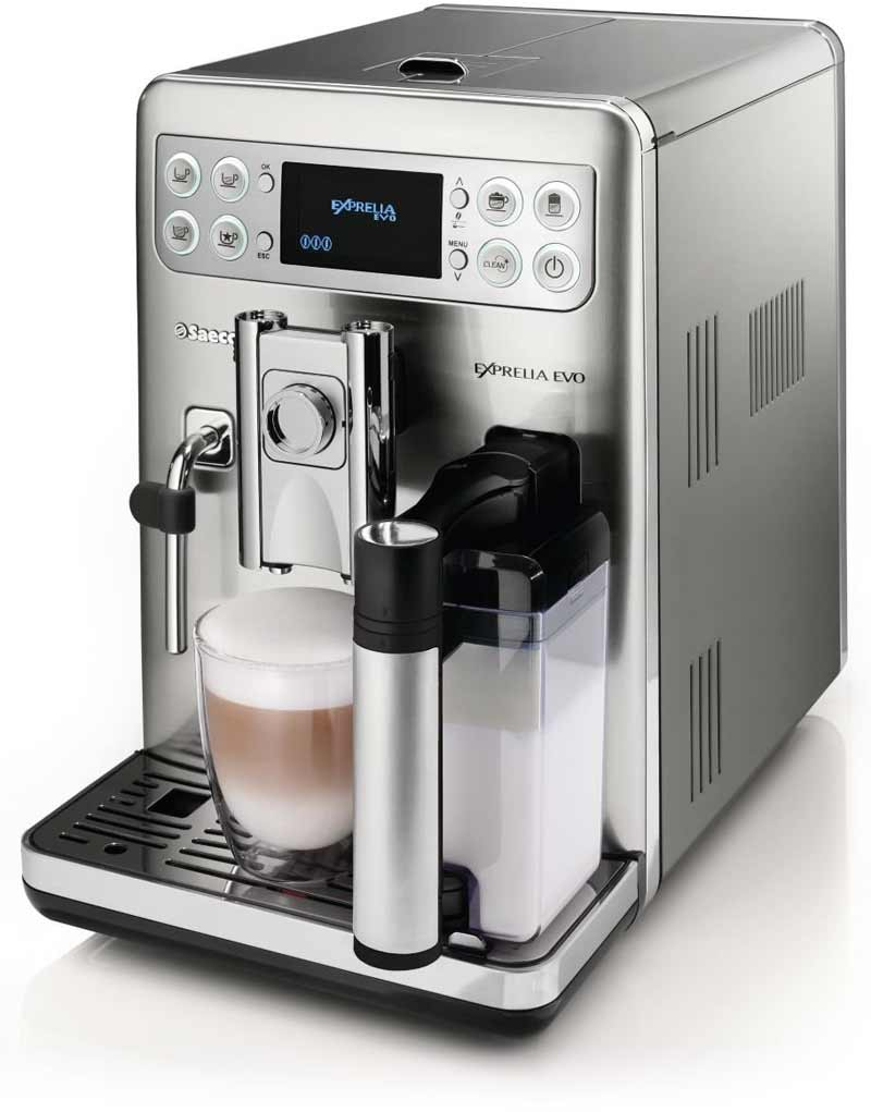 Philip Saeco Saeco Exprellia Evo Espresso Machine Review