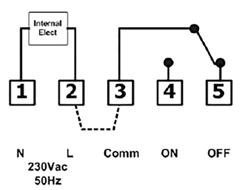 wiring diagram for 2 wire transmitter