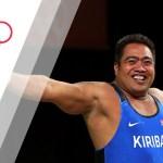【リオオリンピック】ウエイトリフティングで注目された選手