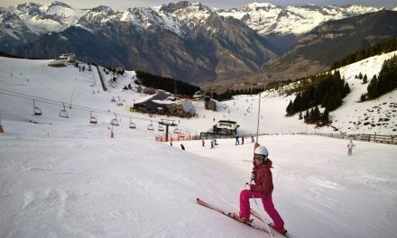 Aramón-Cerler, Esquia con Peques de escapada