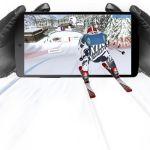 Videojuego Esqui llevado a la Realidad