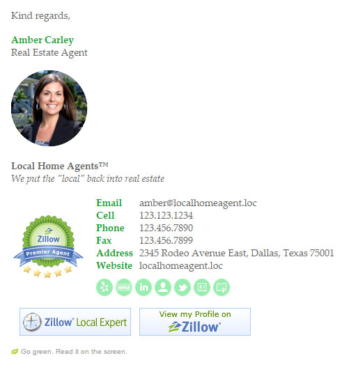 200+ Beautifully Crafted  Inspiring Email Signature Examples