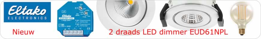 Klemko Led Verlichting Led Dimmers Halogeen | Elektroshop.nl