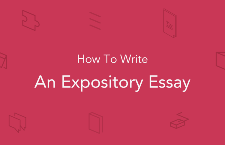 what is an expository essay example