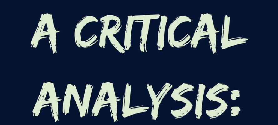 Easy Ways to Write Your Critical Analysis - critical analysis