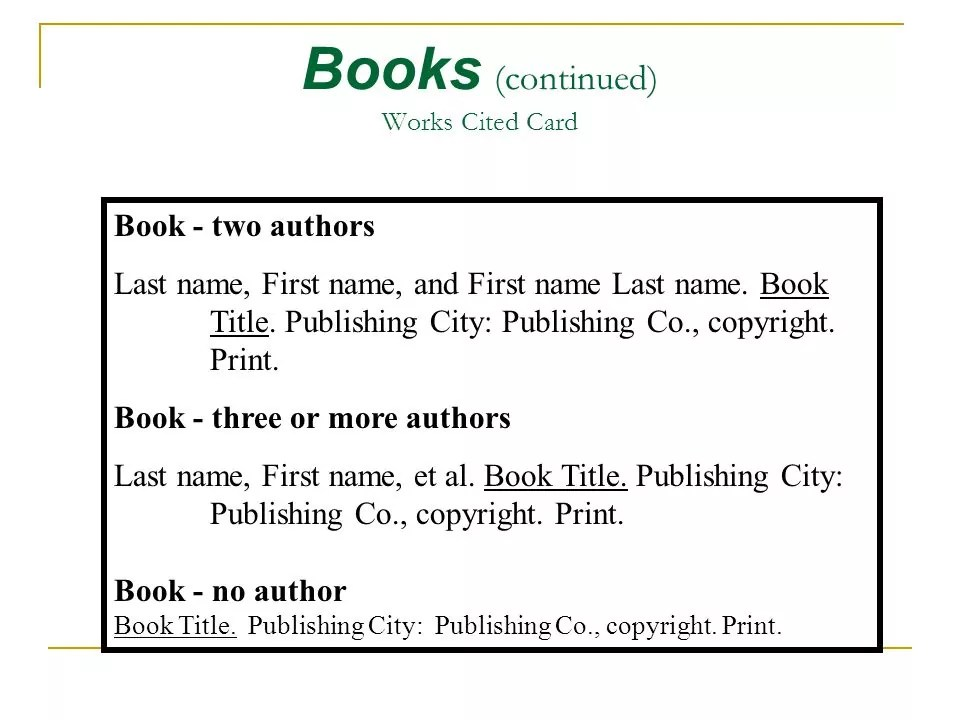 How to Cite Any Book in MLA (8th ed) Works Cited Page - Essay Mojo