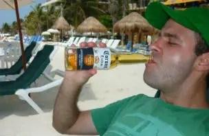 Gosta de cerveja? O México também é um paraíso pra você!