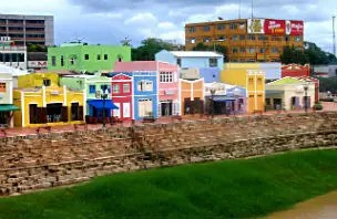 Rio Branco - Acre: Que linda capital é esta que está debaixo d'água?