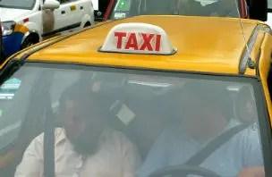 Táxi do aeroporto de Lima até Miraflores