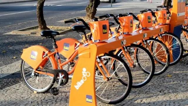 Bike Rio (Foto: Divulgação/Itaú)