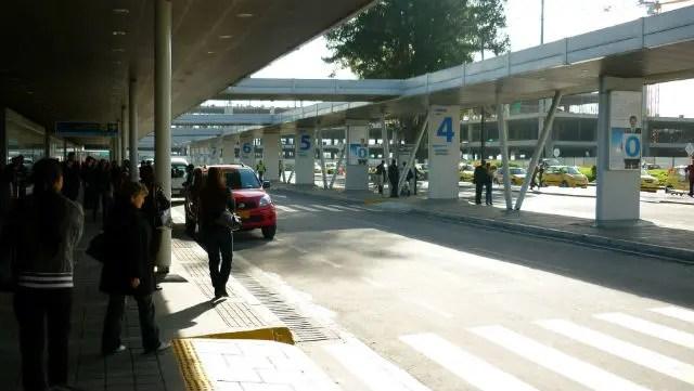 Aeroporto El Dorado de Bogotá (Foto: Esse Mundo É Nosso)