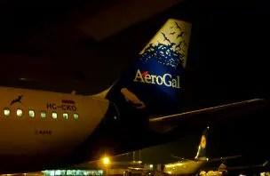 Como é voar pela companhia aérea equatoriana AeroGal