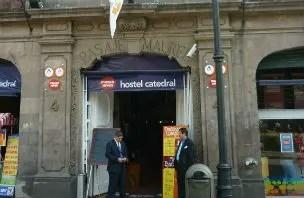 Hospedagem na Cidade do México: Hostel Mundo Jovem Catedral