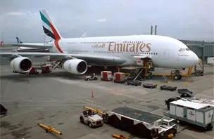 A380 da Emirates: Como é voar no maior avião do mundo