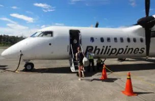 Como é voar Philippines Airlines, nas Filipinas