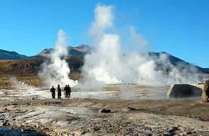 Geysers del Tatio: Passeio incrível no Deserto do Atacama