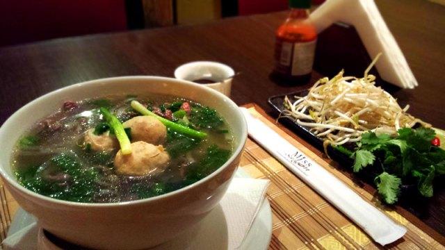 Restaurante Vietnamita Miss Saigon (Foto: Esse Mundo É Nosso)
