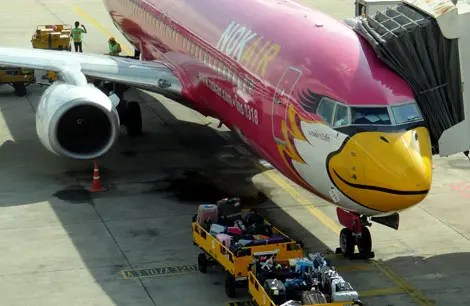 Como é voar Nok Air, a low-cost da Tailândia