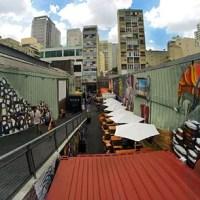 Calçadão Urbanoide: Food trucks na Rua Augusta, em SP