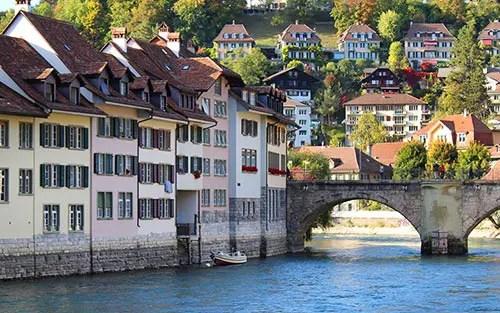 Berna, a apaixonante capital da Suíça é atração por si só