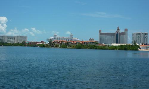 Cancún: Laguna de Nachupté