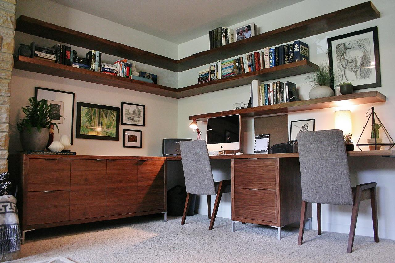 Modern Office Idea Mid Century Modern Home Office Ideas