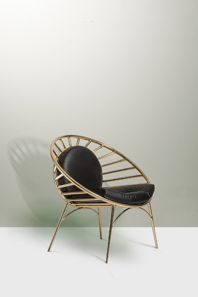 Futuristik Design Essential Home Presents Reeves Chair An Icon Of Futuristic