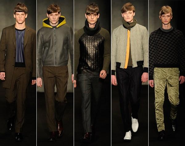 Rag & Bone Fall 2013 Menswear Runway Fashion Show models UVA technical london David Neville Marcus Wainwright buy purchase sale new york fashion week