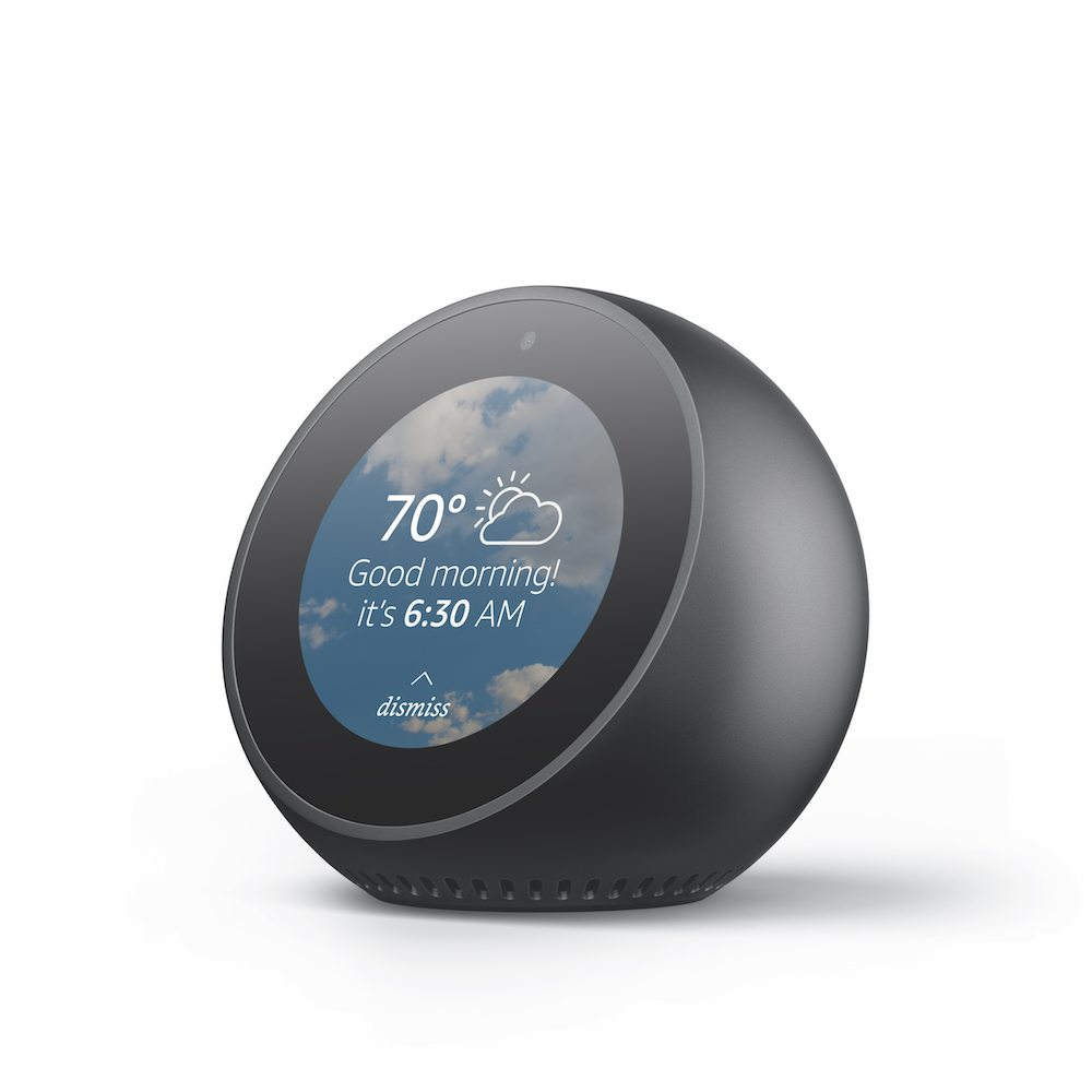 Echo Dot Installation Amazon Echo Spot Is A Echo Dot Cum Echo Show Essential Install