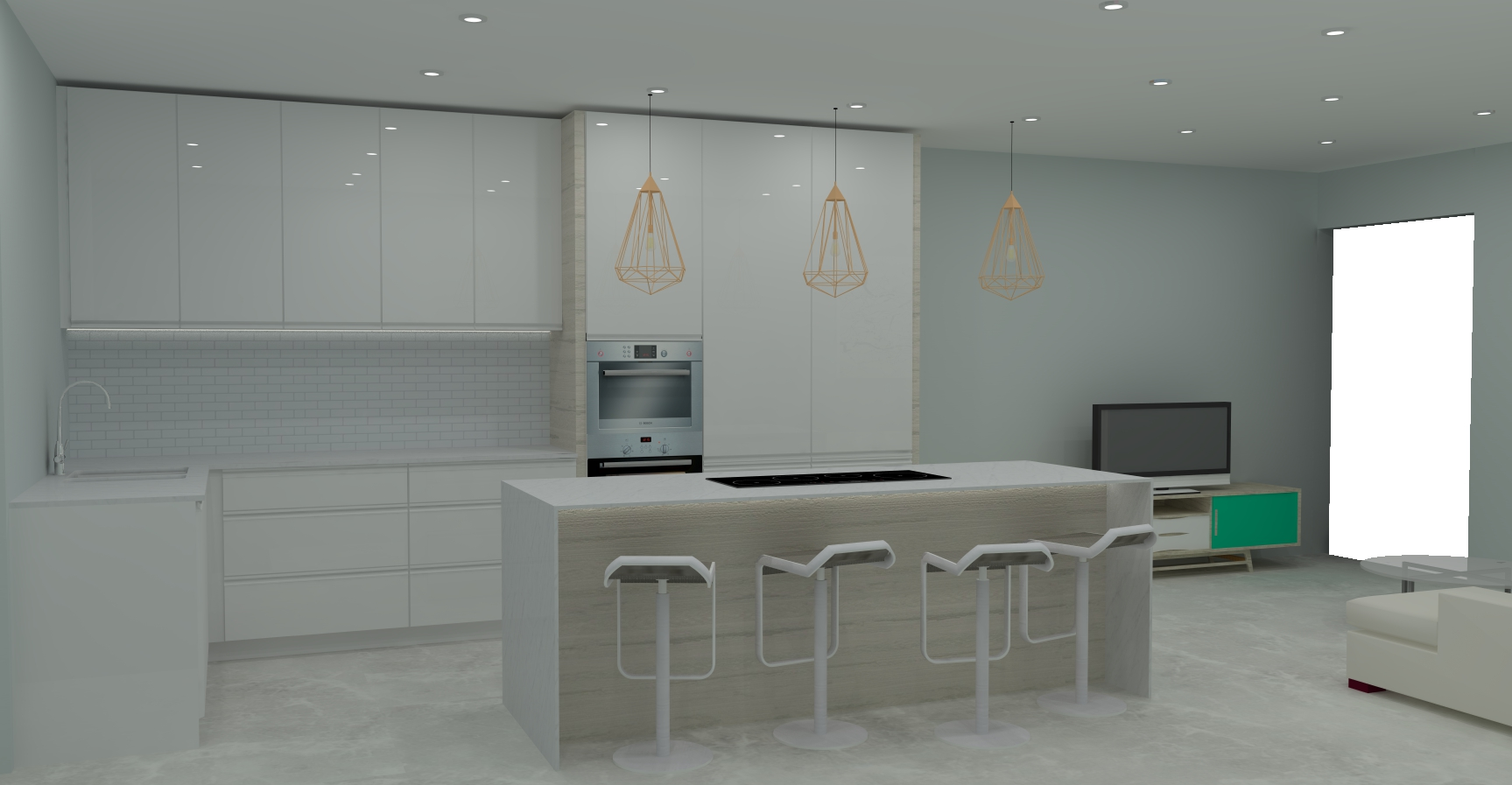Kitchen Design Za 3d Kitchen Designs In Cape Town Essential Kitchens