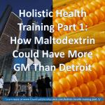 Holistic Health Training Part 1-Instagram