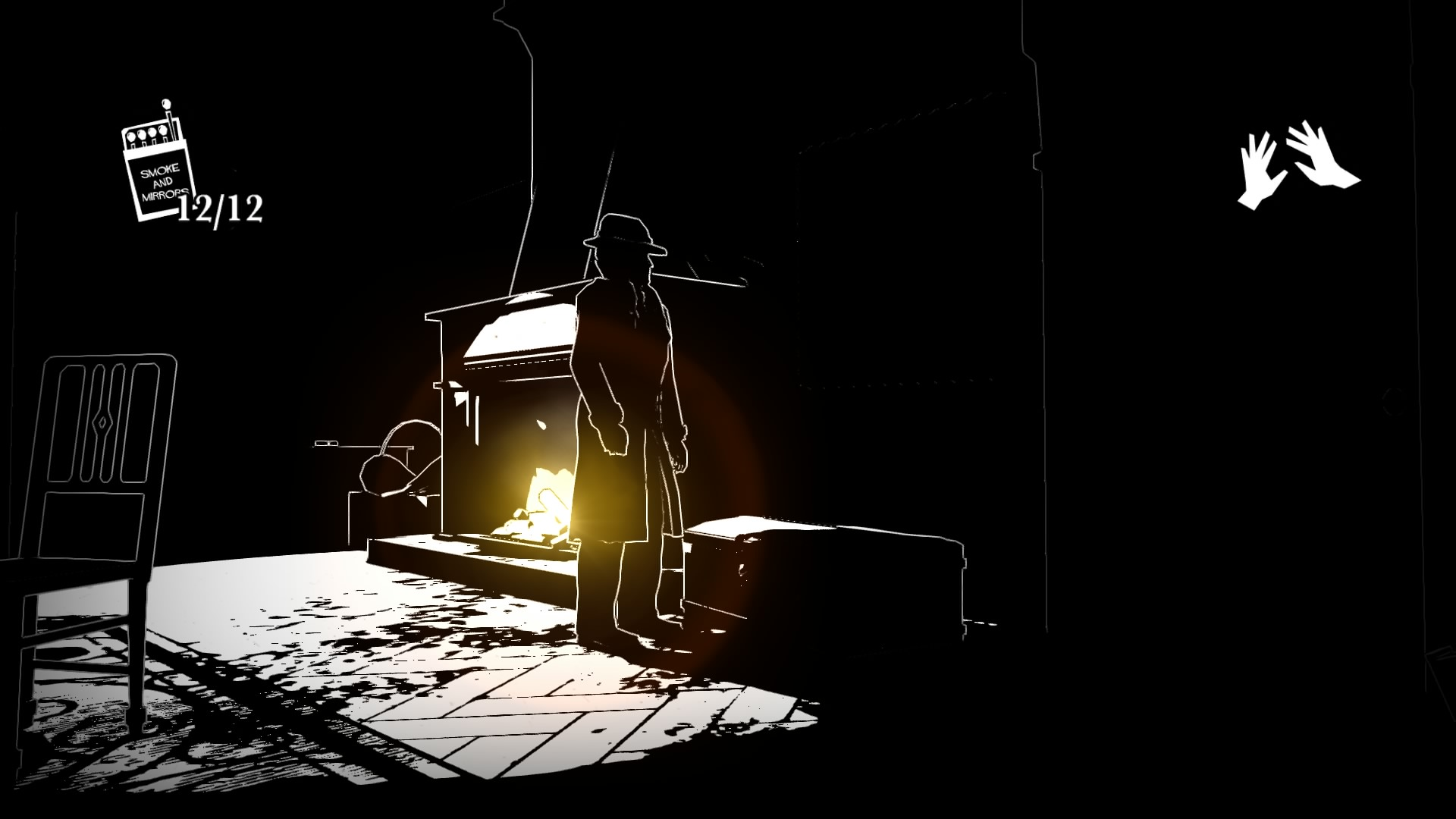 Fauteuils Qui Tournent Test De White Night Le Survival Horror Qui Fait Tourner