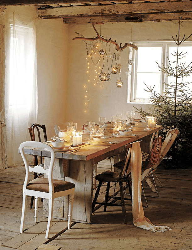 Ledereckbank 7 Diy Ideas Of Decorating With Dry Branches - L' Essenziale