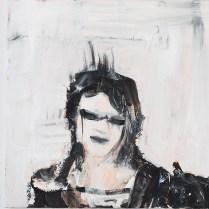 Kater, 75 x 75 cm, 2019