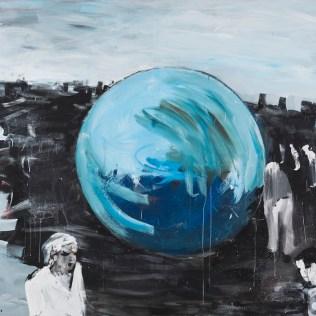 Rotation, 160 x 210 cm, 2016