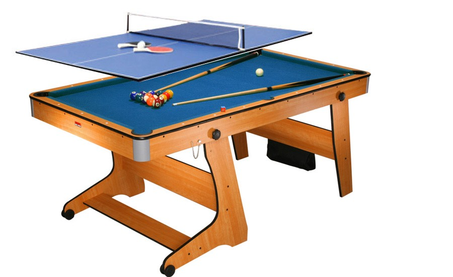 Table De Ping Pong Cornilleau Exterieur Table Billard Transformable Ping-pong