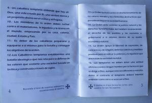 Reporte de Marina sobre 'La Tuta'. Foto: Estado Mayor