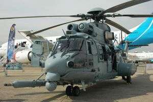 """""""La Caída del Cougar Gris"""" Derriban helicóptero de la FAM; 09 militares muertos y 07 heridos - Página 2 800px-Eurocopter_EC-725_Cougar_MkII"""