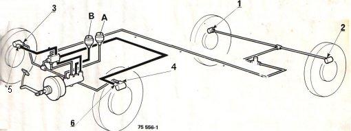 citroen dyane wiring diagram