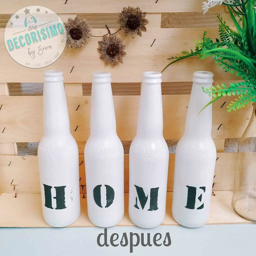 Decorar Botes De Cristal 5 Ideas Diy Para Decorar Botellas De Cristal Manualidades