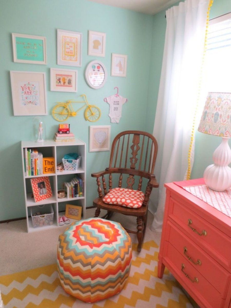 Decorar Dormitorios 10 Ideas Para Decorar Paredes De Cuartos Infantiles Decoración