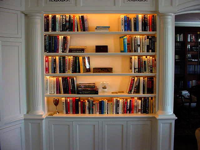 Bookcase Lighting Tips 9 Hottest Bookshelf Lighting