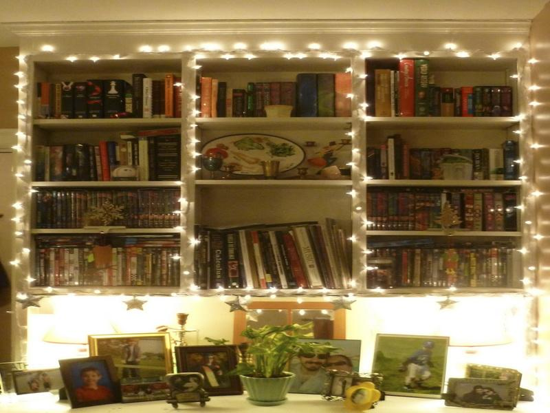 Bookshelf Lighting Ideas Lighting Ideas